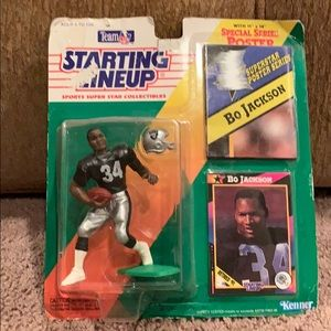 Bo Jackson Starting lineup figure
